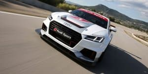 Audi Sport TT for 2015: Audi's One make Series for Germany!!