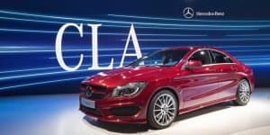 The Mercedes CLA is coming – Imported for Homologation!!!