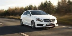 Mercedes-Benz A-Class Facelift Spied; Launches Next Year