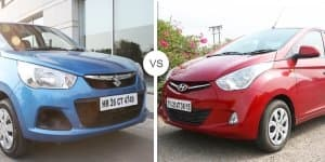Hyundai Eon vs Maruti Alto K10: Which is India's best entry-level car?