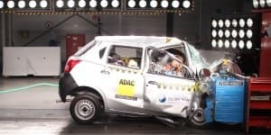 Global NCAP asks Nissan to withdraw Datsun Go from India