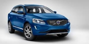 Volvo XC60 Limited Edition 'Ocean Race' Unveiled