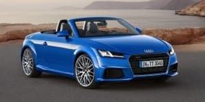 2016 Audi TT and TTS to Debut at 2014 LA Motor Show