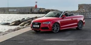 Audi A3 Cabriolet Launching Next Month in India