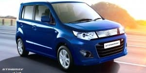 Maruti Wagon R Stingray AMT Version Coming Soon!