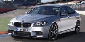 New BMW M5 Launched at Rs. 1.35 Crore
