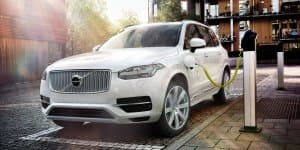 Video - 2015 Volvo XC90 T8 Plug-in-hybrid Introduced
