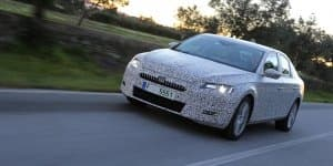 India-bound 2016 Skoda Superb Official Pictures Out!