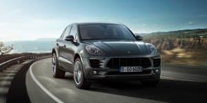 Video - Porsche gets creative, converts each car to Macan
