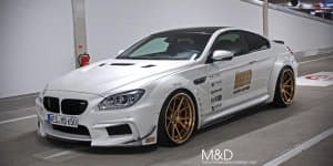 M&D unveils tuning program for the BMW 6-Series Coupe