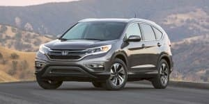 2015 Honda CR-V Production Version Unveiled
