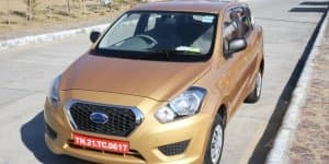 Official: Datsun GO+ MPV Advance Bookings Start at Rs 11000