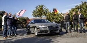Audi to Introduce Self-Driving Concept Car at CES 2015