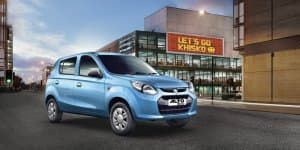 Maruti Suzuki Alto is the world's largest selling car of 2014