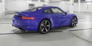 Limited Edition Porsche 911 GTS Club Coupe Revealed