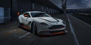 Aston Martin Vantage GT3 Special Edition revealed
