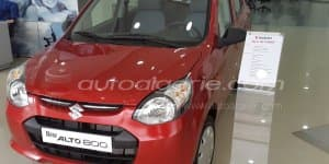 Algeria-bound Maruti Alto 800 and K10 gets ABS and Airbags