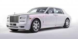 One-off Rolls-Royce Serenity Debuts at 2015 Geneva Motor Show