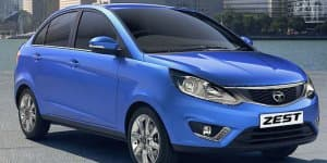 Tata Zest XTA Diesel Launched at Rs. 8.07 Lakhs