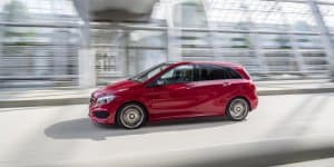 2015 New Mercedes-Benz B Class Launching Tomorrow