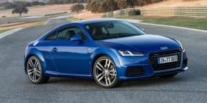 2015 Audi TT Imported in India; Launch Soon
