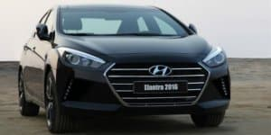 2016 Hyundai Elantra First Image Out
