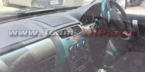 Tata Safari Storme Facelift Interiors Spied