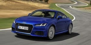 Image Gallery - 2015 Audi TT Coupe