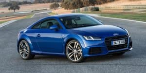 2015 Audi TT Launching Today