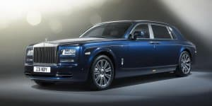 Rolls-Royce Phantom Limelight Collection Revealed