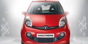 New Tata Nano Genx AMT Unveiled; Launch Next Month