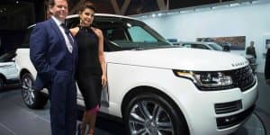 Range Rover LWB Autobiography Black Edition Launched at Rs. 3.75 Crore