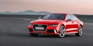2015 Audi RS7 Facelift India Launch on May 11, 2015