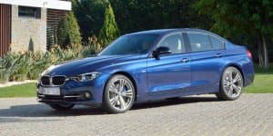 Facelifted 2015 BMW 3-Series goes official
