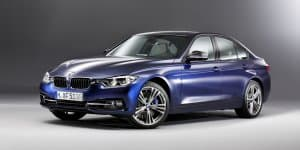 Image Gallery - India-Bound 2015 BMW 3-series facelift