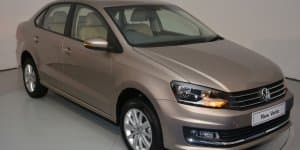 2015 Volkswagen Vento Facelift Revealed