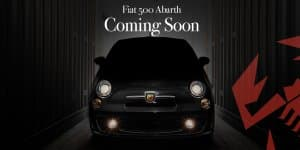 Abarth 500 Teased on Fiat India's Website; Launch Soon