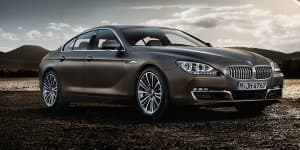 Live Webcast - BMW 6-Series Gran Coupe Launch