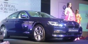 2015 BMW 6-Series Gran Coupe Facelift Launched at Rs. 1.15 Crores