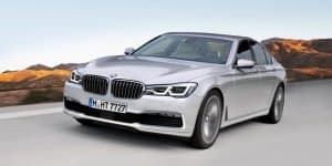India Bound next-generation BMW 7-series rendered