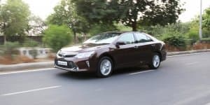 Image Gallery - Toyota Camry Hybrid Facelift