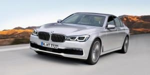 Video - India-bound 2016 BMW 7-Series World Premiere on June 10