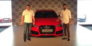 Audi RS6 Avant Launched at Rs. 1.35 Crores in India