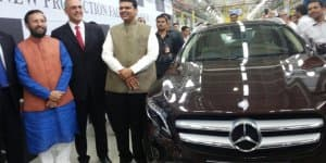 India-Made Mercedes-Benz GLA Launched at Rs. 31.31 Lakhs