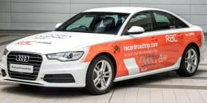 Audi A6 2.0 TDI ultra sets record after travelling 14 countries on single tank