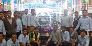 Ford Figo Aspire Production Starts; Launch in August 2015