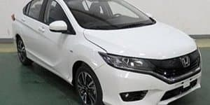 Honda City gets a different look for Chinese market