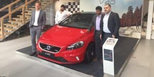 Volvo V40 Launched at Rs. 24.75 Lakhs in India