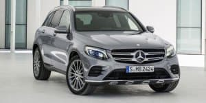 Mercedes GLC officially introduced as GLK replacement