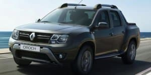 Renault debuts Duster Oroch production version